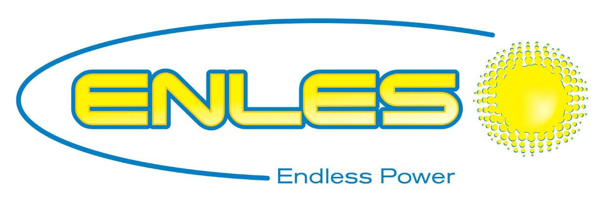 A -Logo ENLES endless Power - schmaler