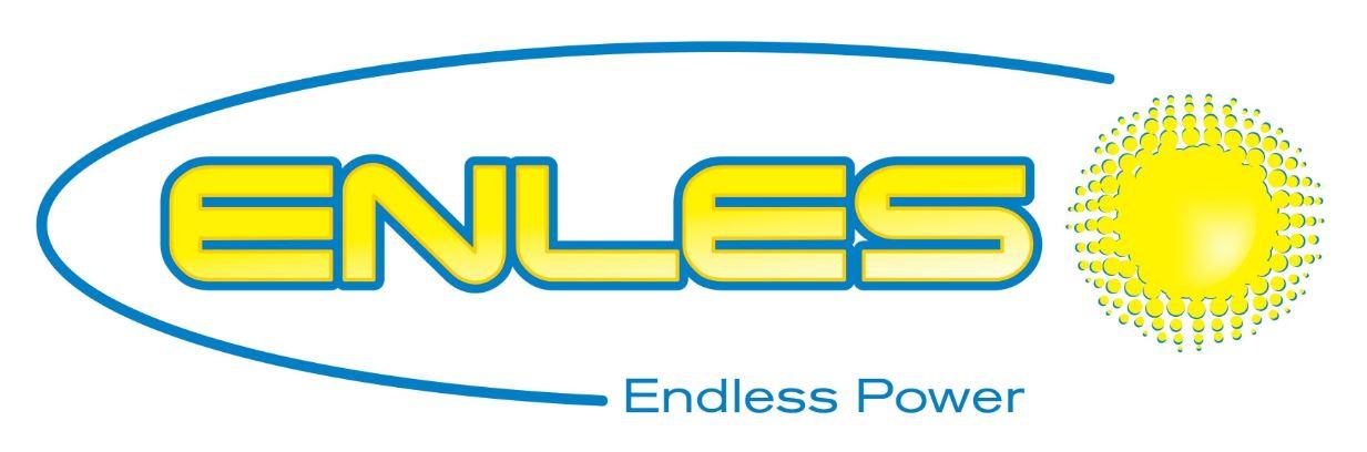 A -Logo ENLES endless Power - schmaler